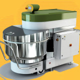 SPI 130 – 300 A Removable Bowl Spiral Mixer Line