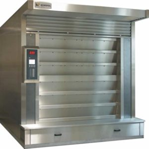 Thermal Oil Deck Ovens