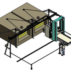 M1200 Fully Automatic – Multiple Oven Loader by Marden